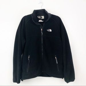 The North Face | Black Wool Long Sleeve Jacket